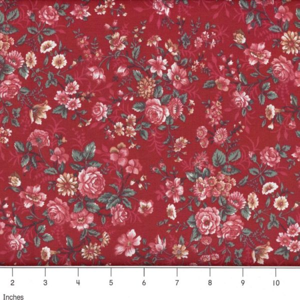 Country Floral Prints