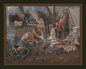 Counting Pelts
