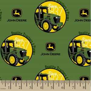 John Deere - Quality Tractors & Plows Since 1837