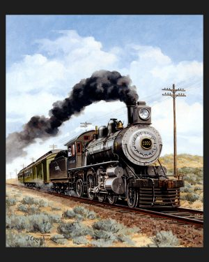New Mexico Locomotive